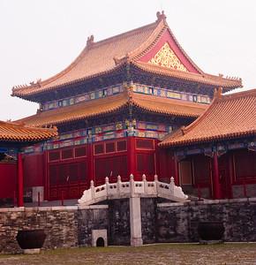 Small side building, Forbidden City
