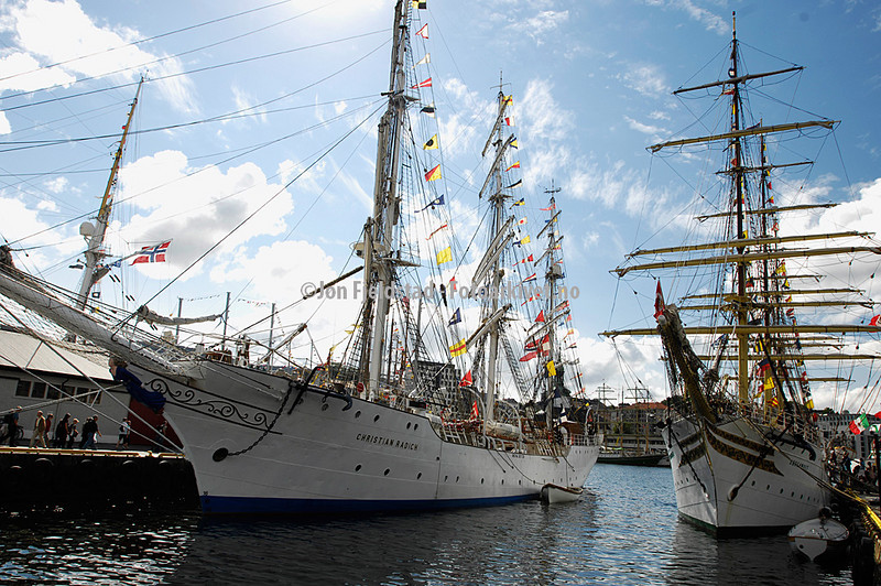 The Tall Ships`Races - Bergen 2008