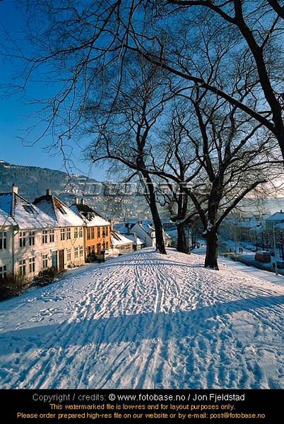 Vinterdag i Bergen - Klosterhaugen  046_057