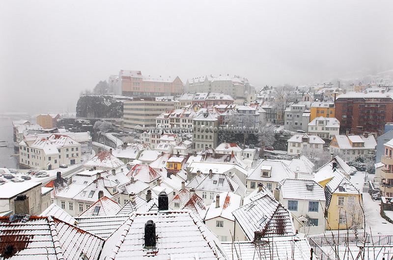 Skuteviken i Bergen
