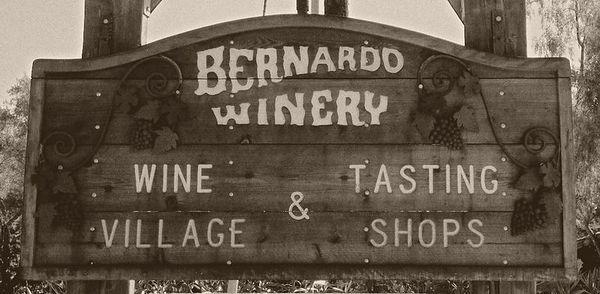 Bernardo Winery, San Diego 2005