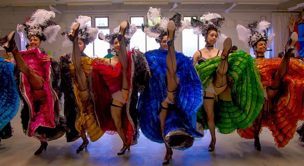 Washington Ballet rehearsal - The Sun Also Rises May 2, 2013