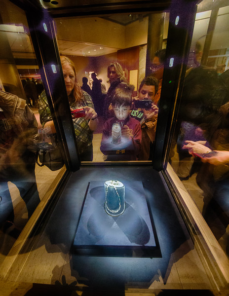 Smithsonian National Museum of Natural History - Hope Diamond (11-16-14)