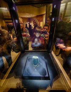 Smithsonian National Museum of Natural History - Hope Diamond (11-16-14)