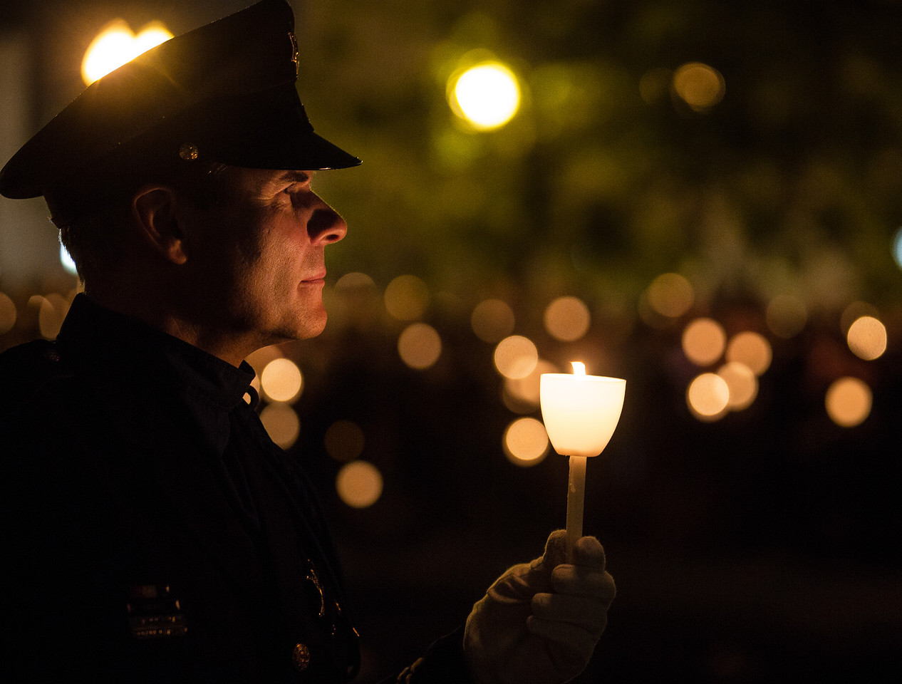 Candlelight Vigil - Police Week (May 13)