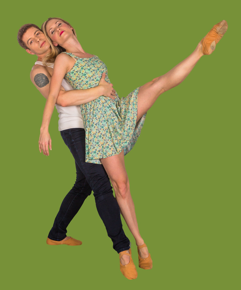Bowen McCauley Dance - Alicia Curtis & Dustin Kimball (Dec. 8, 2014)
