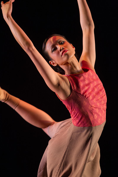 "Bowen McCauley Dance's performance ""An Evening of Love"" at the Kennedy Center on Feb 13, 2014."