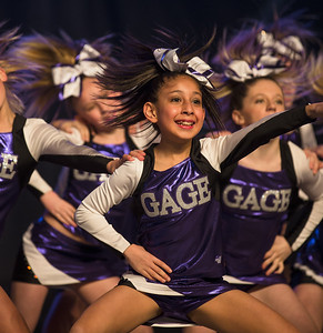 Cheer and Dance Competition - March 22, 2014