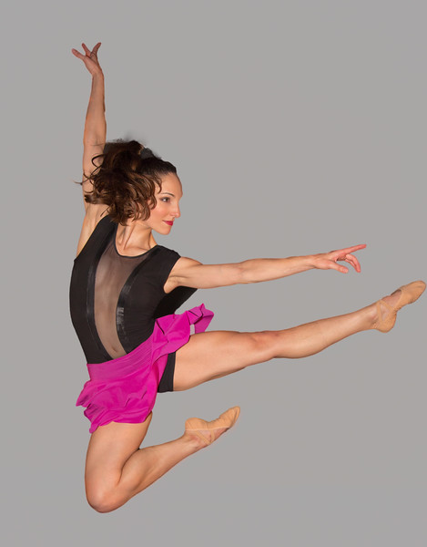Heidi Kershaw of the Bowen McCauley Dance Company, Oct 23, 2015 at Dance Place in Washington D.C.