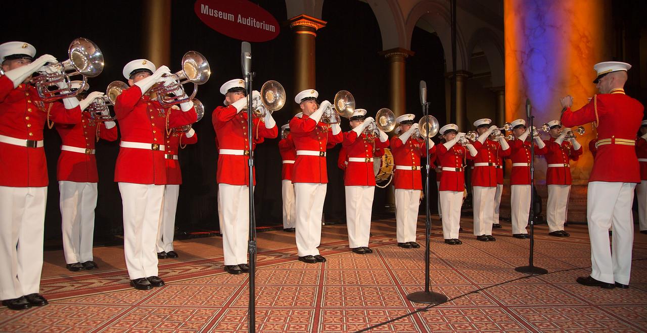 United States Marine Drum & Bugle Corps