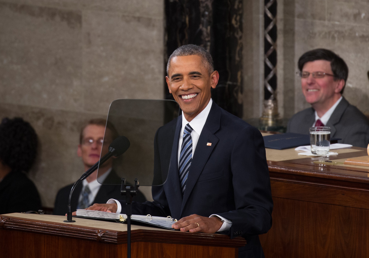 Barack Obama, State of the Union