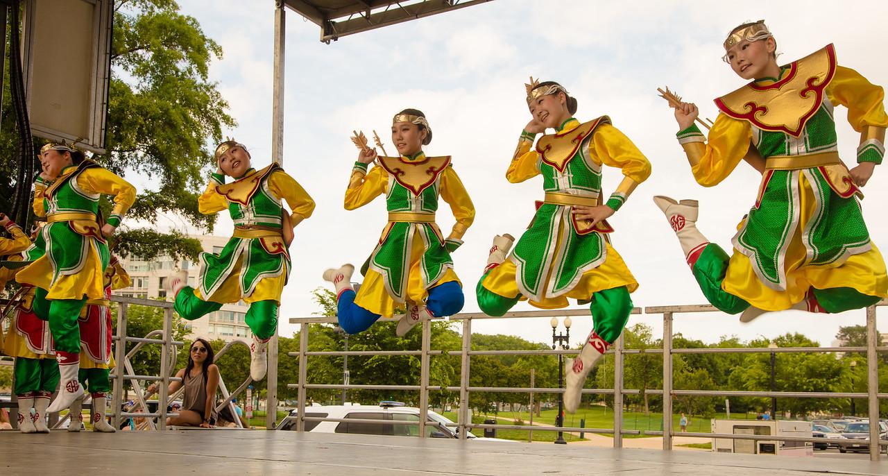 DC Mongolian Dance Group