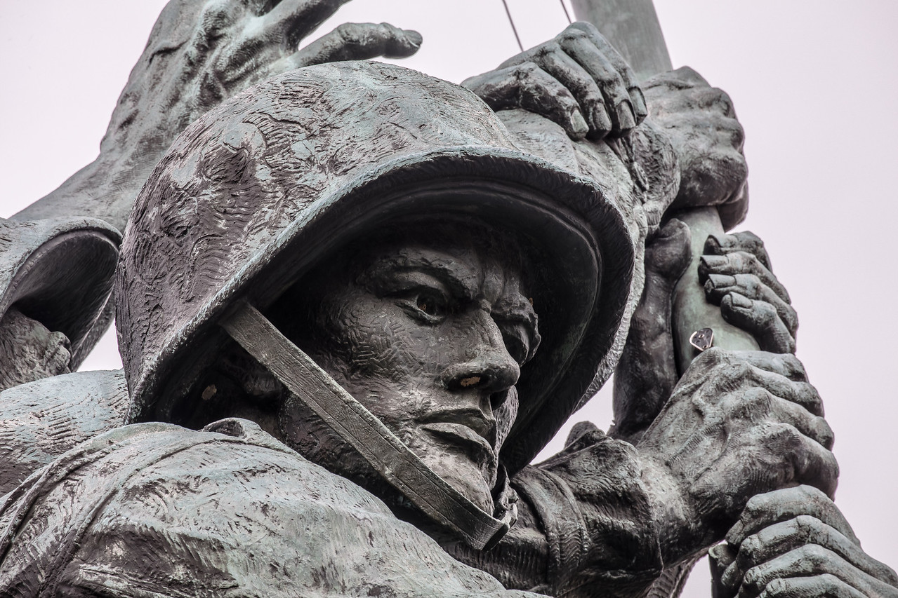 United States Marine Corps War Memorial (Iwo Jima Memorial)