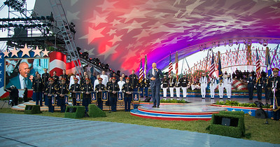Christopher Jackson, National Memorial Day Concert