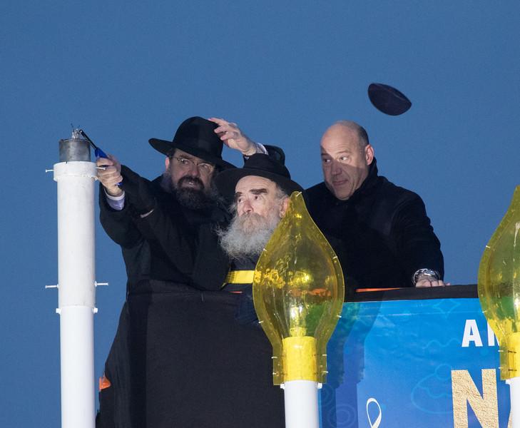 Hanukkah, Chanukah, National Menorah, Gary Cohn