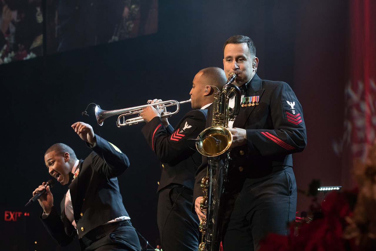 U.S. Navy Band Holiday Concert