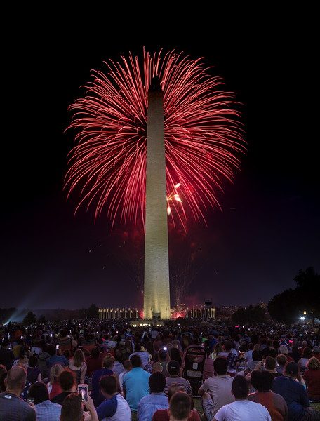 Independence Day, fireworks