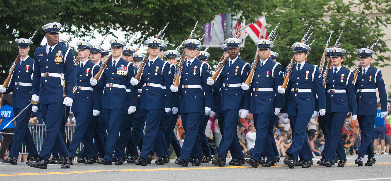 U.S. Coast Guard, Memorial Day