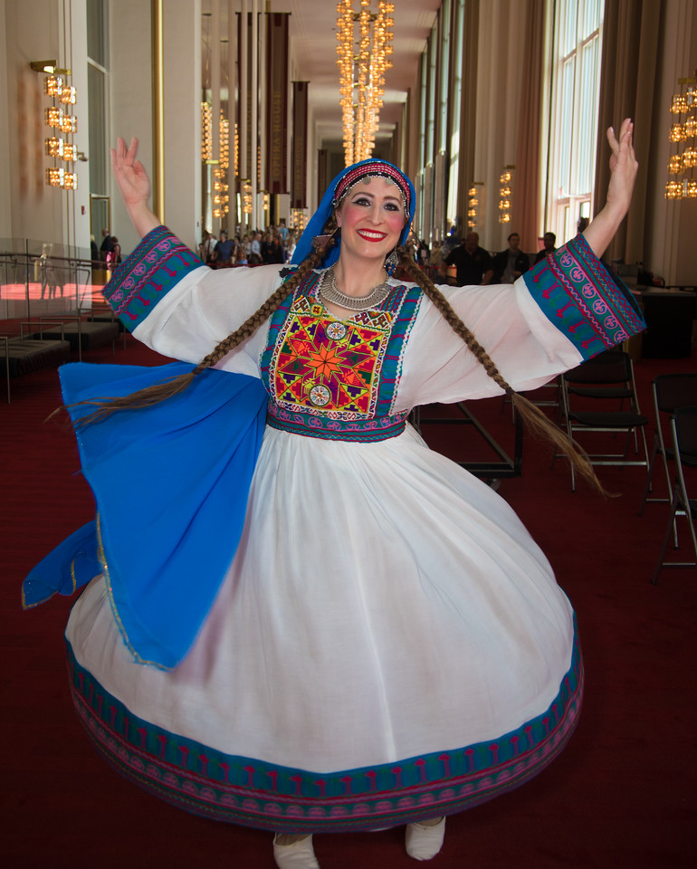 Keely Flatow, Sunset Oasis - Middle Eastern and Central Asian Dance