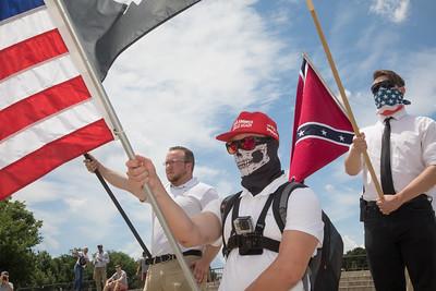 Free Speech Rally, Alt-Right