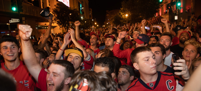 Stanley Cup; Washington Capitals; Fans