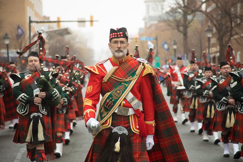 Washington Birthday Parade on Presidents Day (Alexandria Va.)