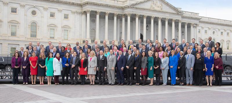 Congress; Member-Elect Class Photo