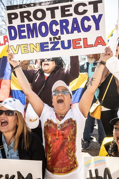 Venezuela, White House