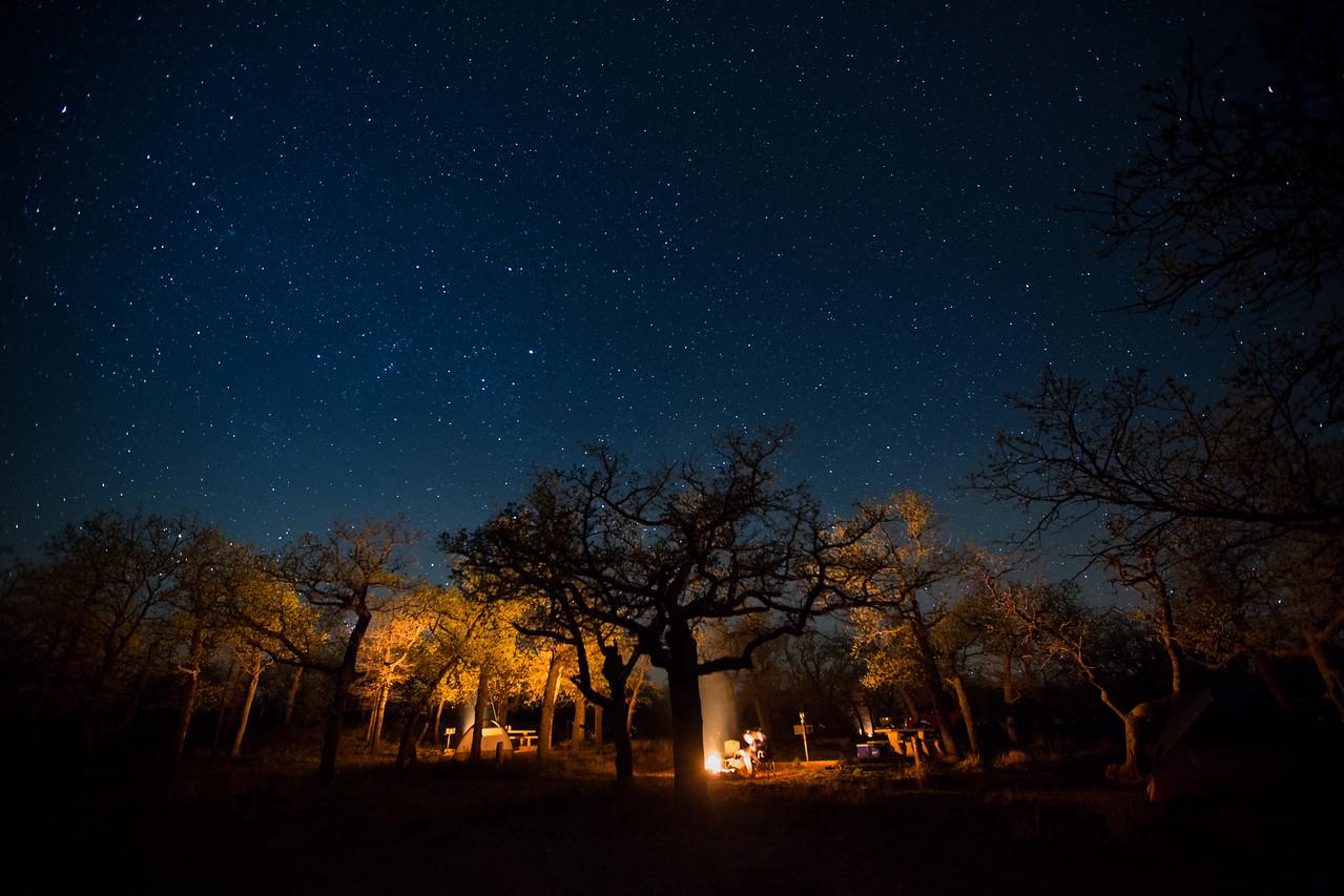 Landscapes:  Camp Life