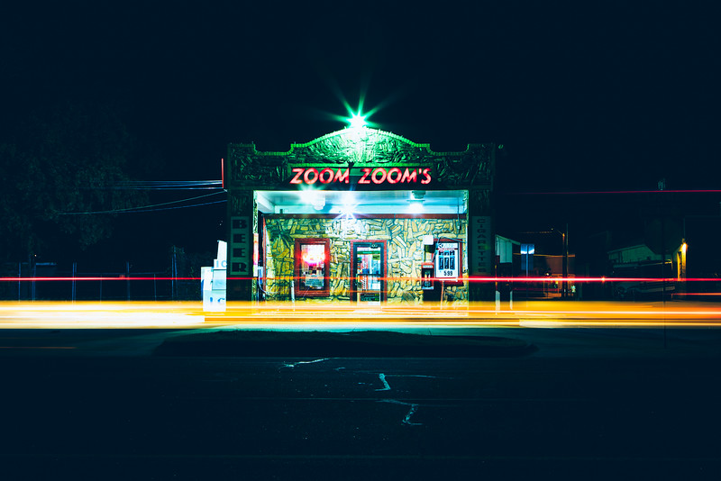Street Photography:  Zoom Zoom's
