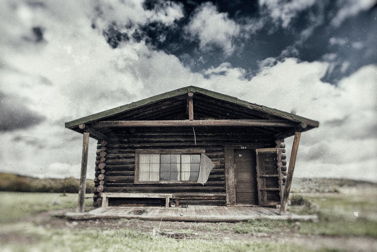 Landscapes:  Forgotten