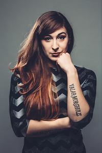Portraits:  Alaina