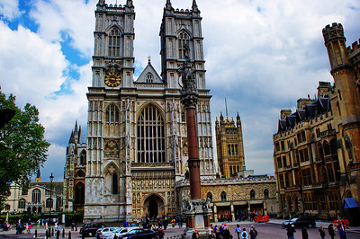 Westminster Abbey  London, England