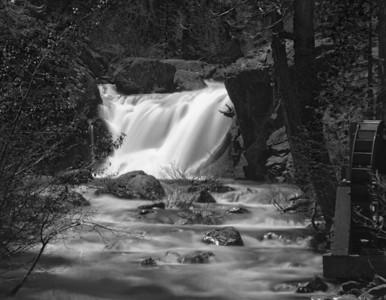 Gray Eagle Falls