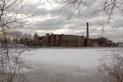 The Watch Factory in Winter10 February 2005