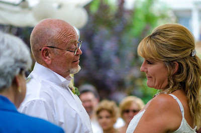 Peter and Nicky - Vows