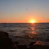 Sunrise at Marblehead Light, Lake Erie photo workshop. September 2016.