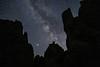 Milky Way and the Needles of South Dakota