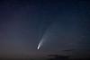 Comet Neowise over Rapid City, South Dakota