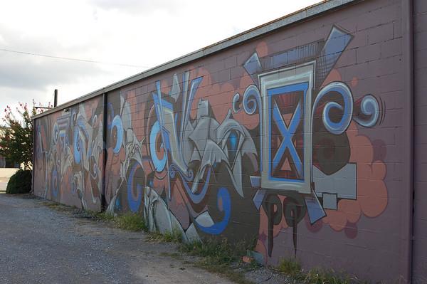 Bham Graffiti & Bum Condo 9-07