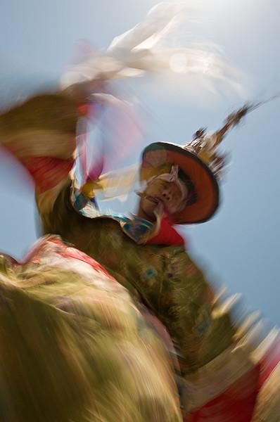 #Bhu 149 Dancer, Ura Yakchoe Festival, Bhutan