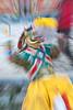 #Bhu 153 Dancer, Ura Yakchoe Festival, Bhutan
