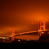 Goden Gate Bridge , San Francisco , California