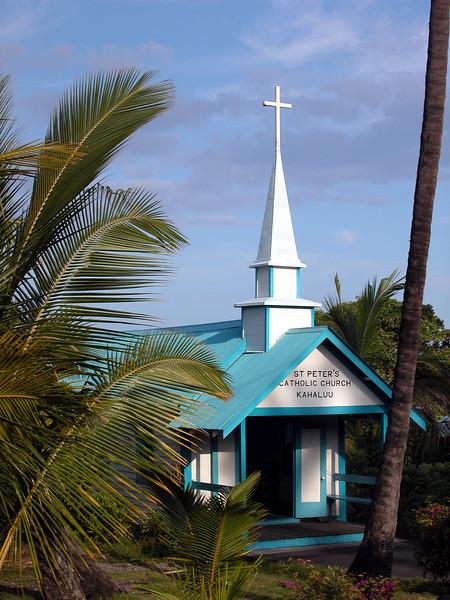 St. Peter's Church, Kahalu'u, Big Island