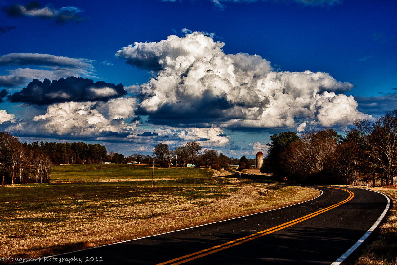Morgan Dairy Road, Griffin GA