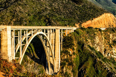 Rocky Point View of Bixby Bridge