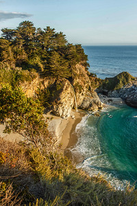 McWay Falls at Julia Pfeiffer State Park