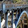 1932 Bridge Near Big Sur