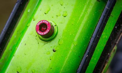 Niner Bikes close-up