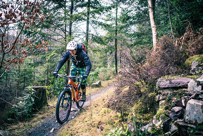 Si from 18Bikes at Coed-y-Brenin